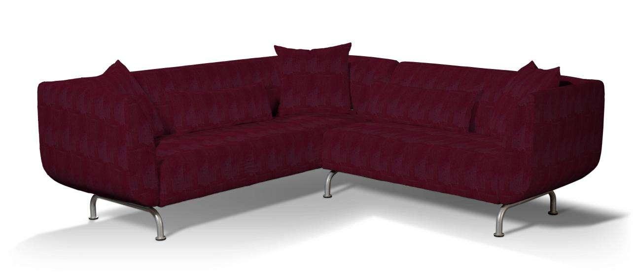 Pokrowiec na sofę narożną 3+2 Strömstad Sofa narożna 3+2 Stromstad w kolekcji Chenille, tkanina: 702-19