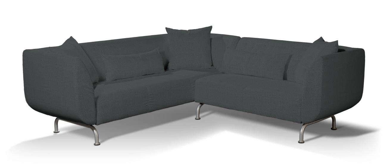 STROMSTAD 3+2 vietų kampinės sofos užvalkalas STROMSTAD 3+2 vietų kampinės sofos užvalkalas kolekcijoje Chenille, audinys: 702-20