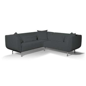 Pokrowiec na sofę narożną 3+2 Strömstad Sofa narożna 3+2 Stromstad w kolekcji Chenille, tkanina: 702-20