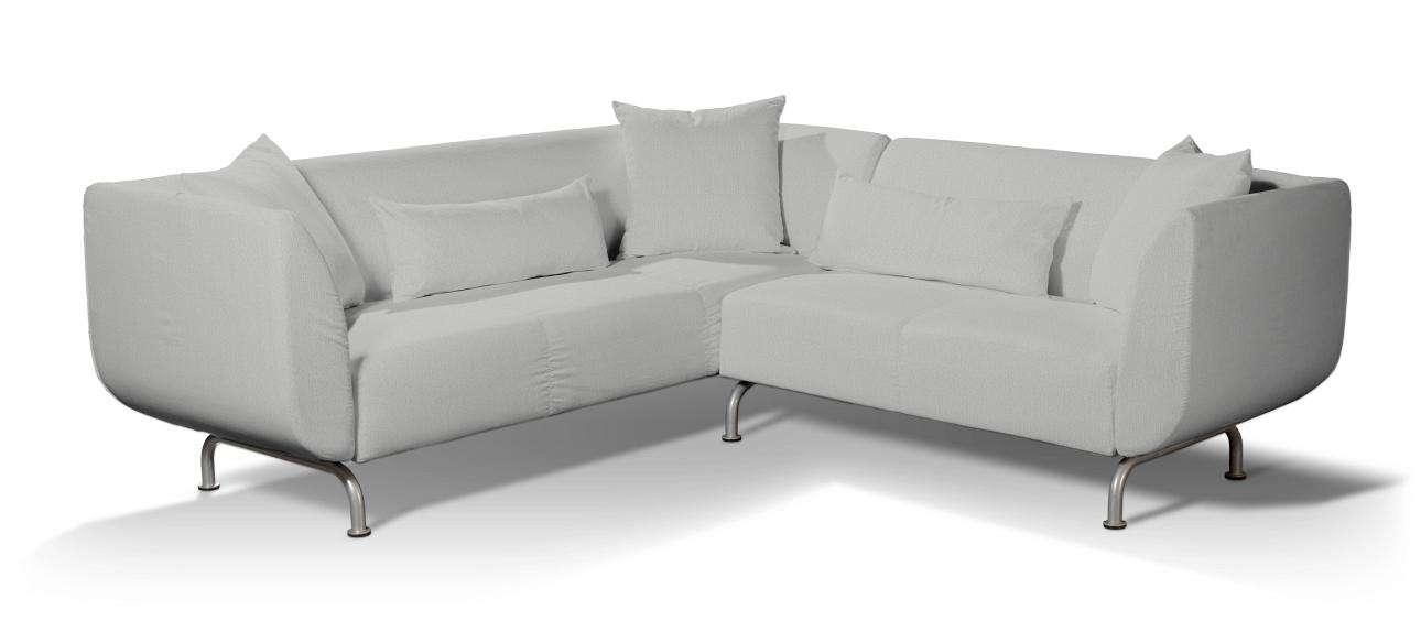 Pokrowiec na sofę narożną 3+2 Strömstad Sofa narożna 3+2 Stromstad w kolekcji Chenille, tkanina: 702-23