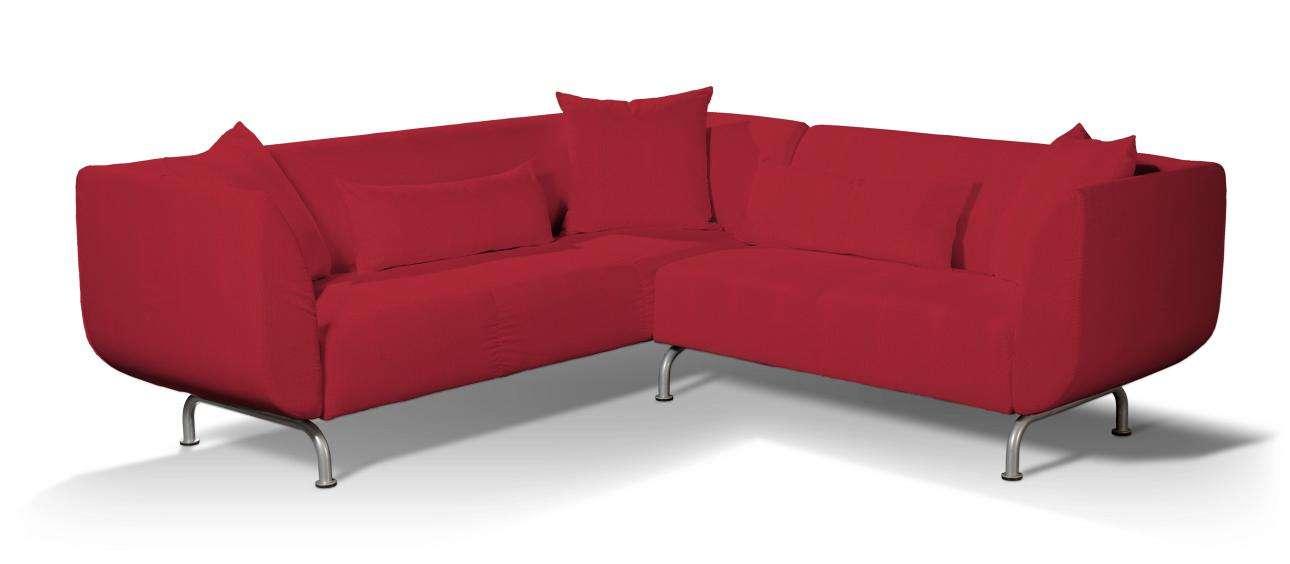 Pokrowiec na sofę narożną 3+2 Strömstad Sofa narożna 3+2 Stromstad w kolekcji Chenille, tkanina: 702-24