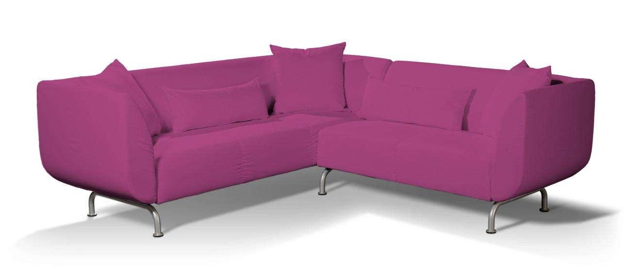 Pokrowiec na sofę narożną 3+2 Strömstad Sofa narożna 3+2 Stromstad w kolekcji Etna , tkanina: 705-23