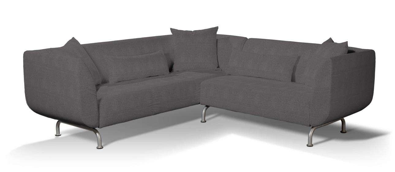 STROMSTAD 3+2 vietų kampinės sofos užvalkalas STROMSTAD 3+2 vietų kampinės sofos užvalkalas kolekcijoje Etna , audinys: 705-35