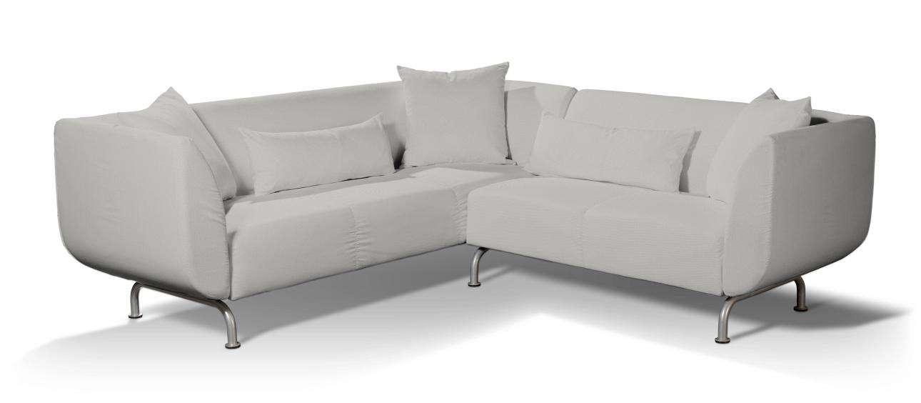 STROMSTAD 3+2 vietų kampinės sofos užvalkalas STROMSTAD 3+2 vietų kampinės sofos užvalkalas kolekcijoje Etna , audinys: 705-90