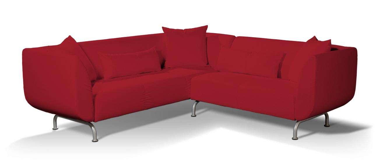 Pokrowiec na sofę narożną 3+2 Strömstad Sofa narożna 3+2 Stromstad w kolekcji Etna , tkanina: 705-60