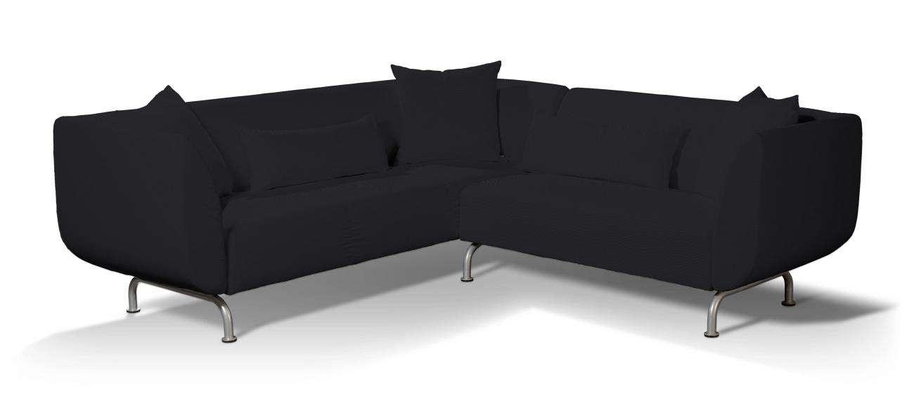 Pokrowiec na sofę narożną 3+2 Strömstad Sofa narożna 3+2 Stromstad w kolekcji Etna , tkanina: 705-00