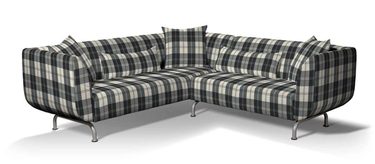 Pokrowiec na sofę narożną 3+2 Strömstad Sofa narożna 3+2 Stromstad w kolekcji Edinburgh, tkanina: 115-74