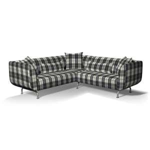 Strömstad 3+2-Sitzer Sofabezug Stromstad 3+2-sitzer von der Kollektion Edinburgh , Stoff: 115-74