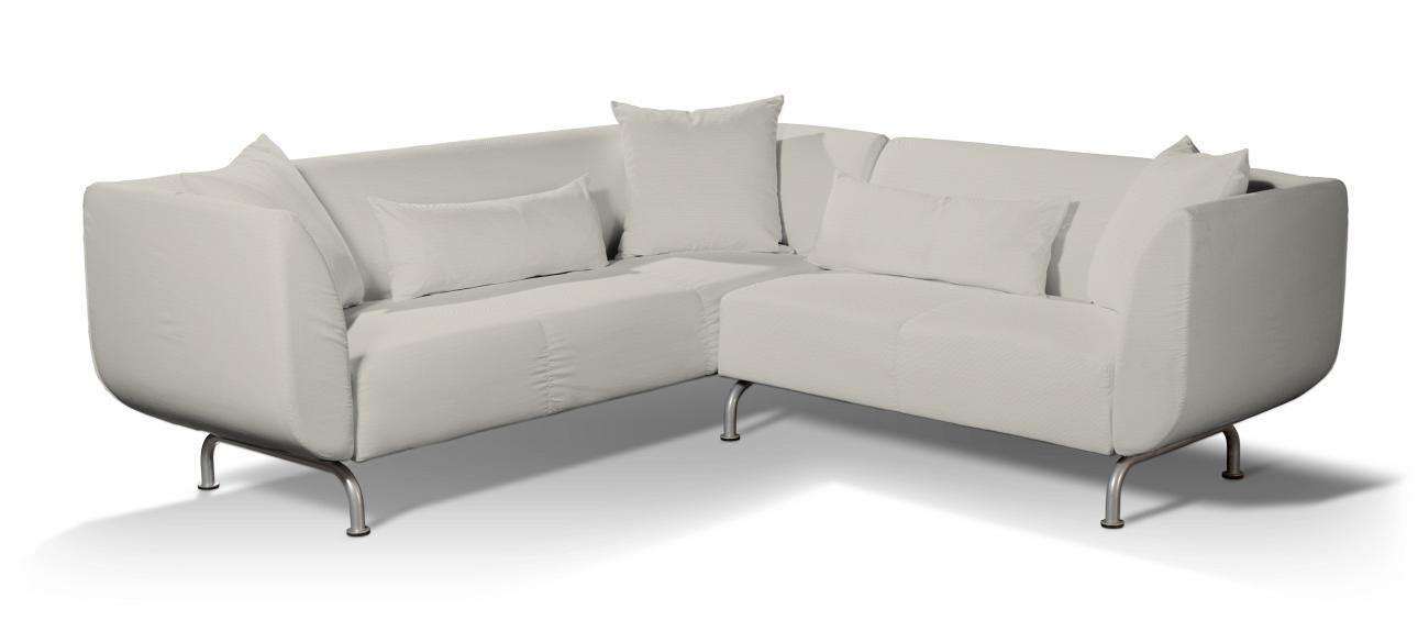 Strömstad 3+2-üléses kanapéhuzat a kollekcióból Cotton Panama Bútorszövet, Dekoranyag: 702-31