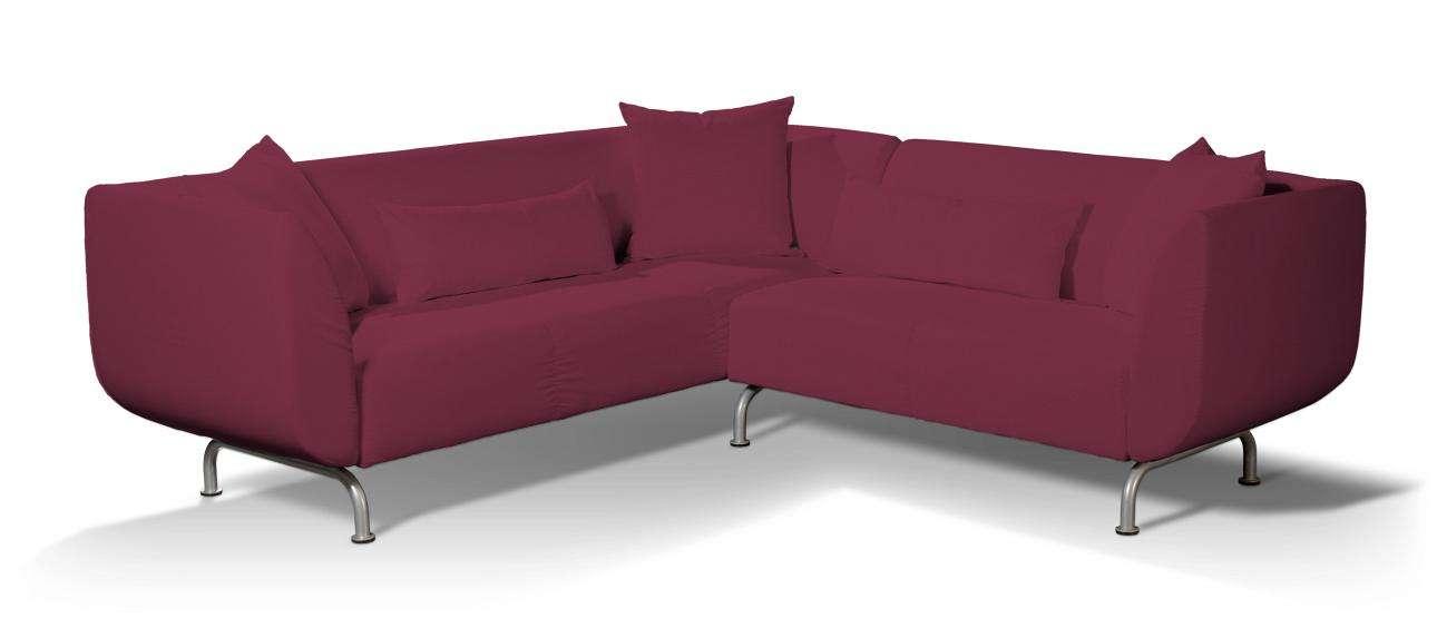 STROMSTAD 3+2 vietų kampinės sofos užvalkalas STROMSTAD 3+2 vietų kampinės sofos užvalkalas kolekcijoje Cotton Panama, audinys: 702-32