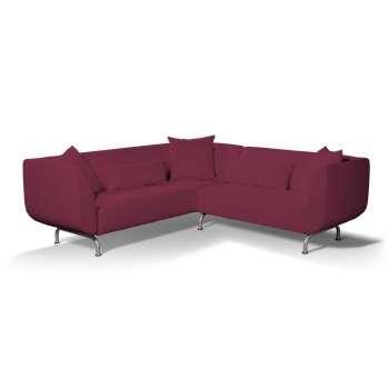 Pokrowiec na sofę narożną 3+2 Strömstad Sofa narożna 3+2 Stromstad w kolekcji Cotton Panama, tkanina: 702-32