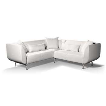 Strömstad 3+2-Sitzer Sofabezug Stromstad 3+2-sitzer von der Kollektion Cotton Panama, Stoff: 702-34