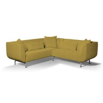 Pokrowiec na sofę narożną 3+2 Strömstad Sofa narożna 3+2 Stromstad w kolekcji Etna , tkanina: 705-04