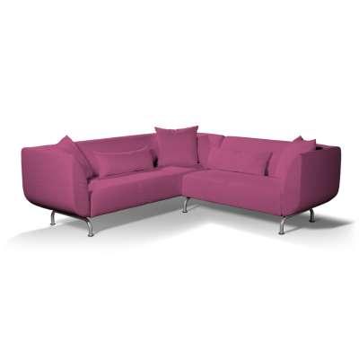Pokrowiec na sofę narożną 3+2 Strömstad w kolekcji Living II, tkanina: 161-29