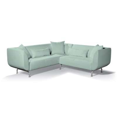 Poťah na sedačku rohovú Stromstad 3+2 161-61 pastelová modrá Kolekcia Living
