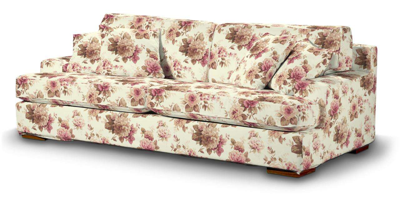 Poťah na sedačku Göteborg (nerozkladacia) V kolekcii Londres, tkanina: 141-06