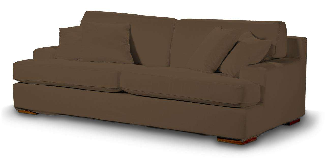 Göteborg klädsel<br>3-sits soffa i kollektionen Panama Cotton, Tyg: 702-02