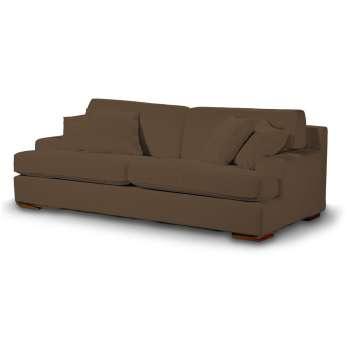 Pokrowiec na sofę Göteborg nierozkładaną Sofa Göteborg nierozkładana w kolekcji Cotton Panama, tkanina: 702-02