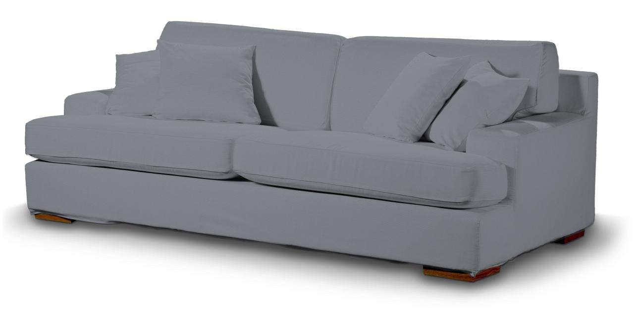 Bezug für Göteborg Sofa von der Kollektion Cotton Panama, Stoff: 702-07