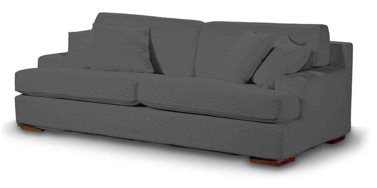 Pokrowiec na sofę Göteborg nierozkładaną Sofa Göteborg nierozkładana w kolekcji Edinburgh, tkanina: 115-77
