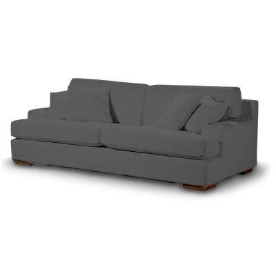Pokrowiec na sofę Göteborg nierozkładaną w kolekcji Edinburgh, tkanina: 115-77