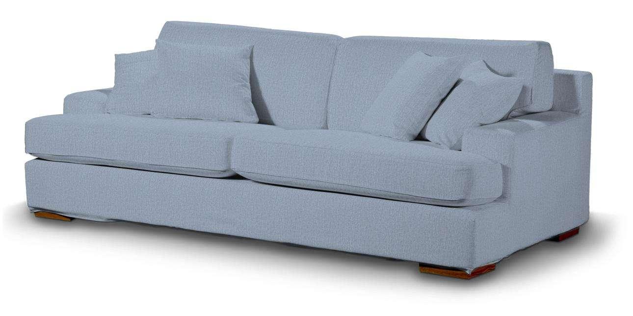 Pokrowiec na sofę Göteborg nierozkładaną Sofa Göteborg nierozkładana w kolekcji Chenille, tkanina: 702-13
