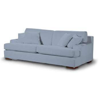 Pokrowiec na sofę Göteborg nierozkładaną w kolekcji Chenille, tkanina: 702-13