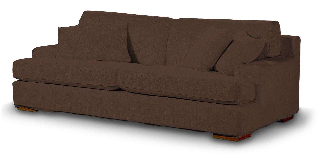 Bezug für Göteborg Sofa von der Kollektion Chenille , Stoff: 702-18