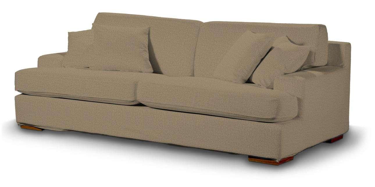 Pokrowiec na sofę Göteborg nierozkładaną Sofa Göteborg nierozkładana w kolekcji Chenille, tkanina: 702-21