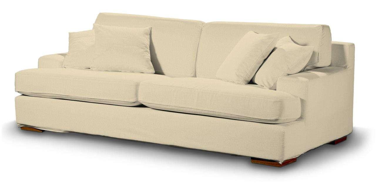 Pokrowiec na sofę Göteborg nierozkładaną Sofa Göteborg nierozkładana w kolekcji Chenille, tkanina: 702-22