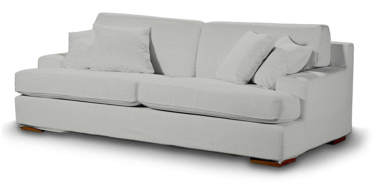 Göteborg klädsel<br>3-sits soffa i kollektionen Chenille, Tyg: 702-23