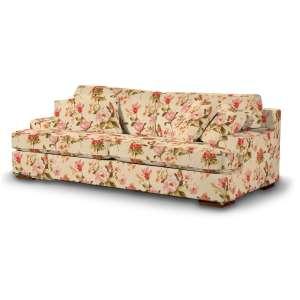 Pokrowiec na sofę Göteborg nierozkładaną Sofa Göteborg nierozkładana w kolekcji Londres, tkanina: 123-05