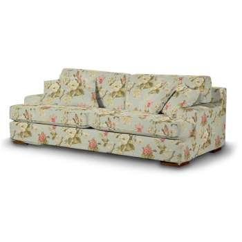 Pokrowiec na sofę Göteborg nierozkładaną Sofa Göteborg nierozkładana w kolekcji Londres, tkanina: 123-65