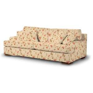 Pokrowiec na sofę Göteborg nierozkładaną Sofa Göteborg nierozkładana w kolekcji Londres, tkanina: 124-05