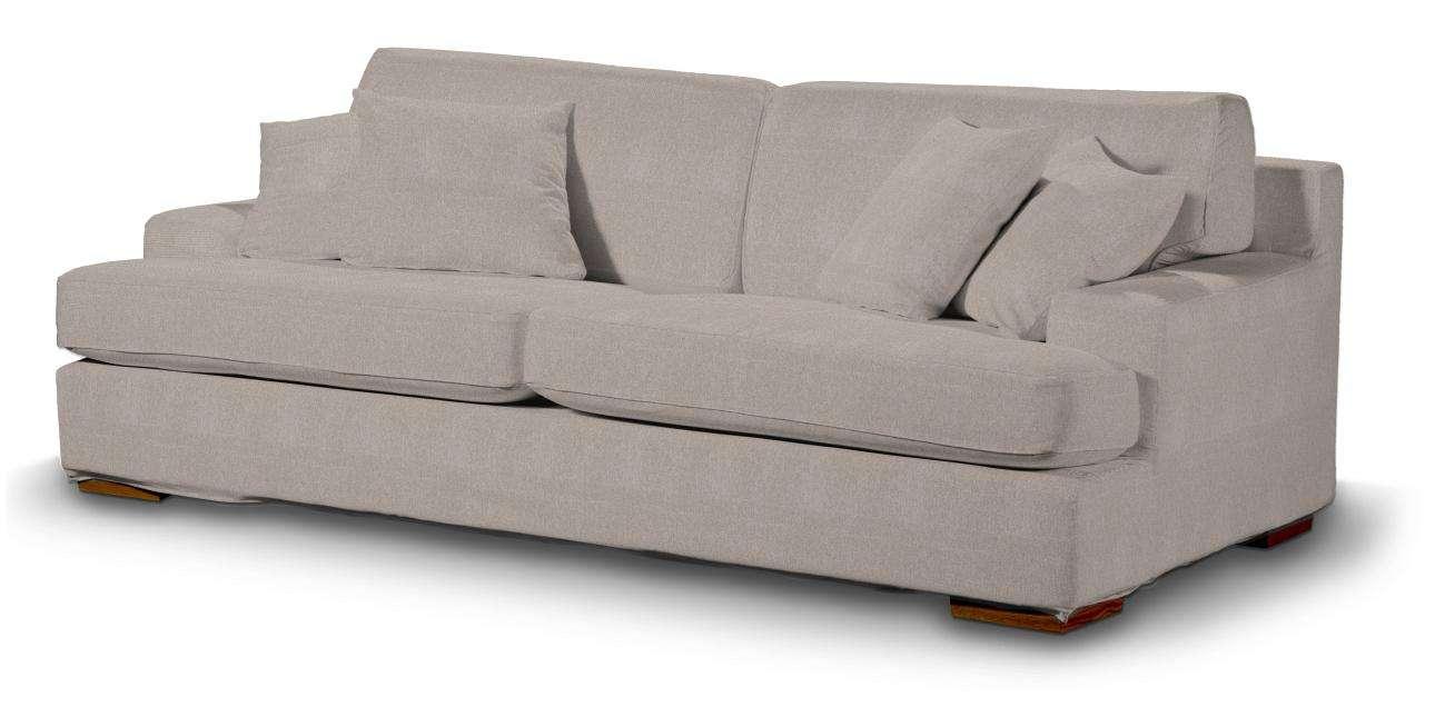 Pokrowiec na sofę Göteborg nierozkładaną Sofa Göteborg nierozkładana w kolekcji Etna , tkanina: 705-09