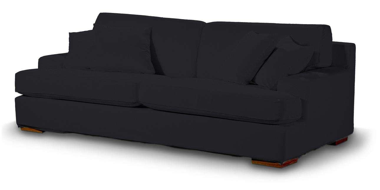 Pokrowiec na sofę Göteborg nierozkładaną Sofa Göteborg nierozkładana w kolekcji Etna , tkanina: 705-00