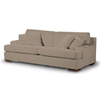 Göteborg klädsel<br>3-sits soffa i kollektionen Panama Cotton, Tyg: 702-28