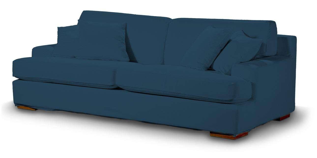 Göteborg klädsel<br>3-sits soffa i kollektionen Panama Cotton, Tyg: 702-30