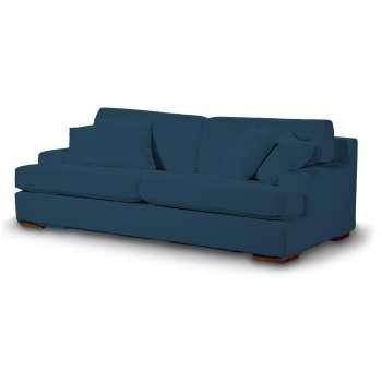 Pokrowiec na sofę Göteborg nierozkładaną Sofa Göteborg nierozkładana w kolekcji Cotton Panama, tkanina: 702-30