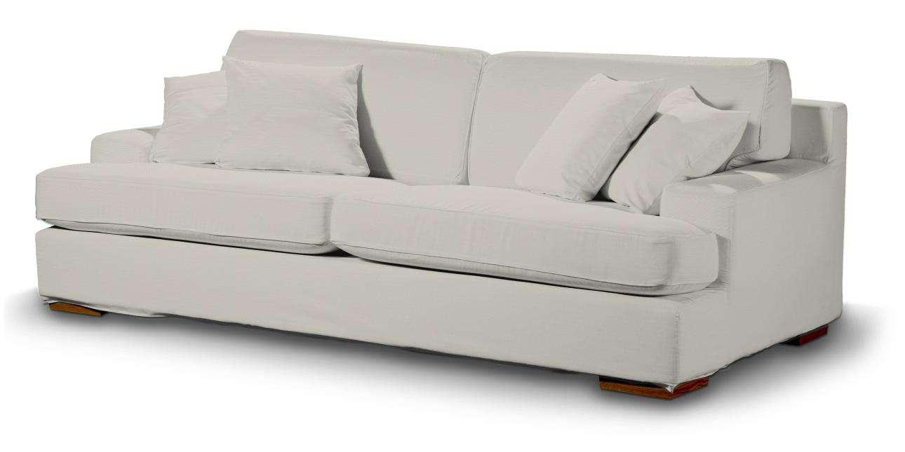 Bezug für Göteborg Sofa von der Kollektion Cotton Panama, Stoff: 702-31