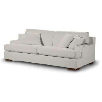 Pokrowiec na sofę Göteborg nierozkładaną Sofa Göteborg nierozkładana w kolekcji Cotton Panama, tkanina: 702-31