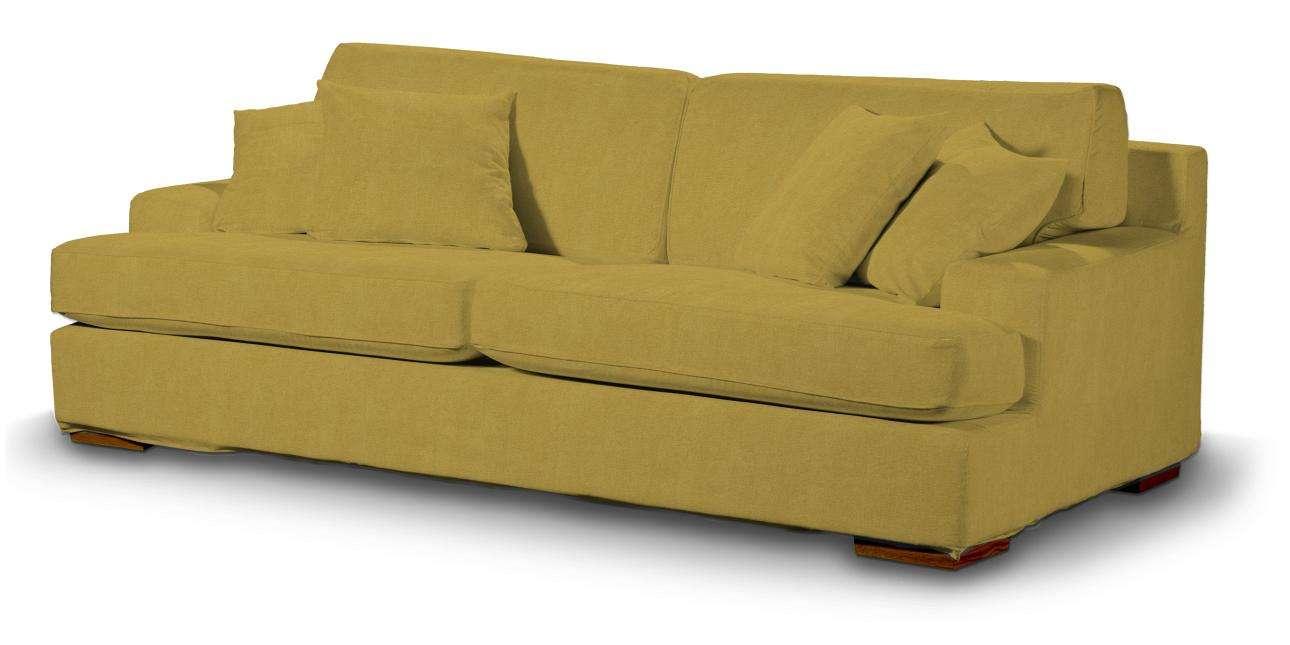 Pokrowiec na sofę Göteborg nierozkładaną Sofa Göteborg nierozkładana w kolekcji Etna , tkanina: 705-04