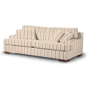 Pokrowiec na sofę Göteborg nierozkładaną Sofa Göteborg nierozkładana w kolekcji Avinon, tkanina: 129-15