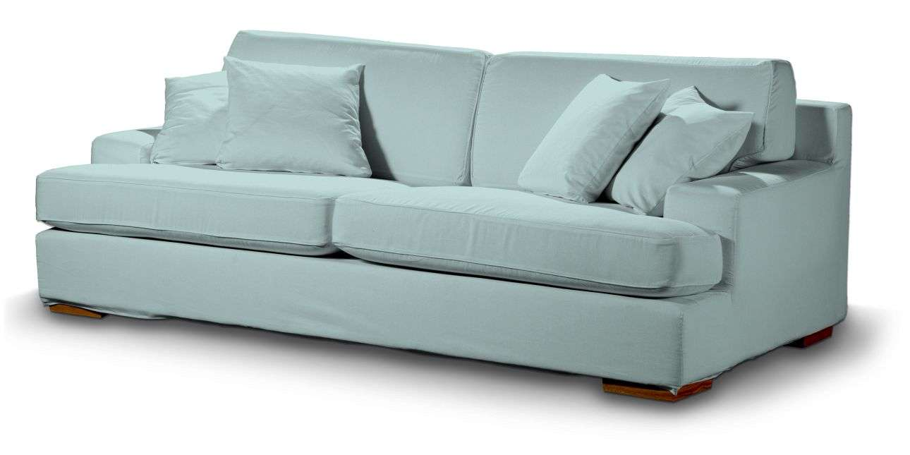 Göteborg klädsel<br>3-sits soffa i kollektionen Panama Cotton, Tyg: 702-10