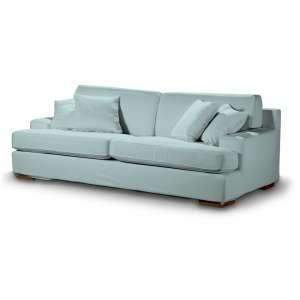 Pokrowiec na sofę Göteborg nierozkładaną Sofa Göteborg nierozkładana w kolekcji Cotton Panama, tkanina: 702-10