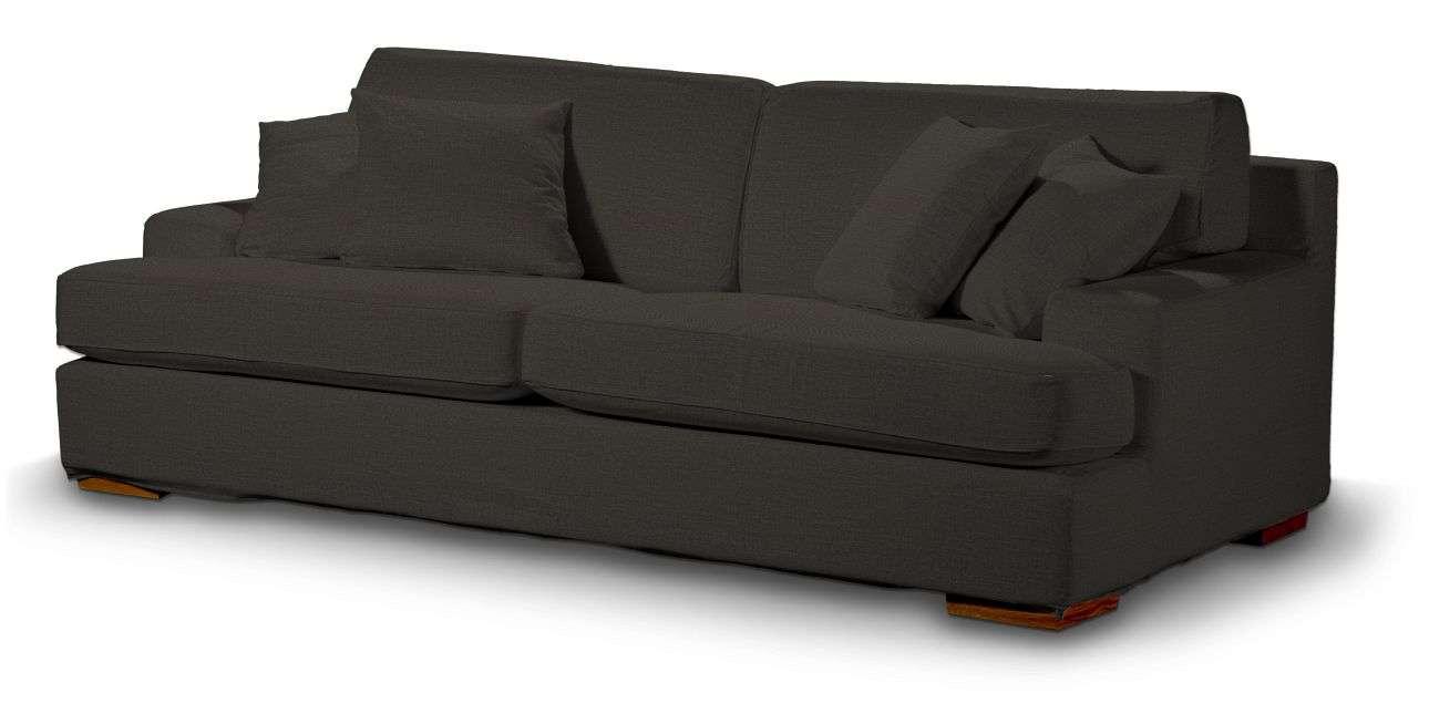 Pokrowiec na sofę Göteborg nierozkładaną Sofa Göteborg nierozkładana w kolekcji Vintage, tkanina: 702-36
