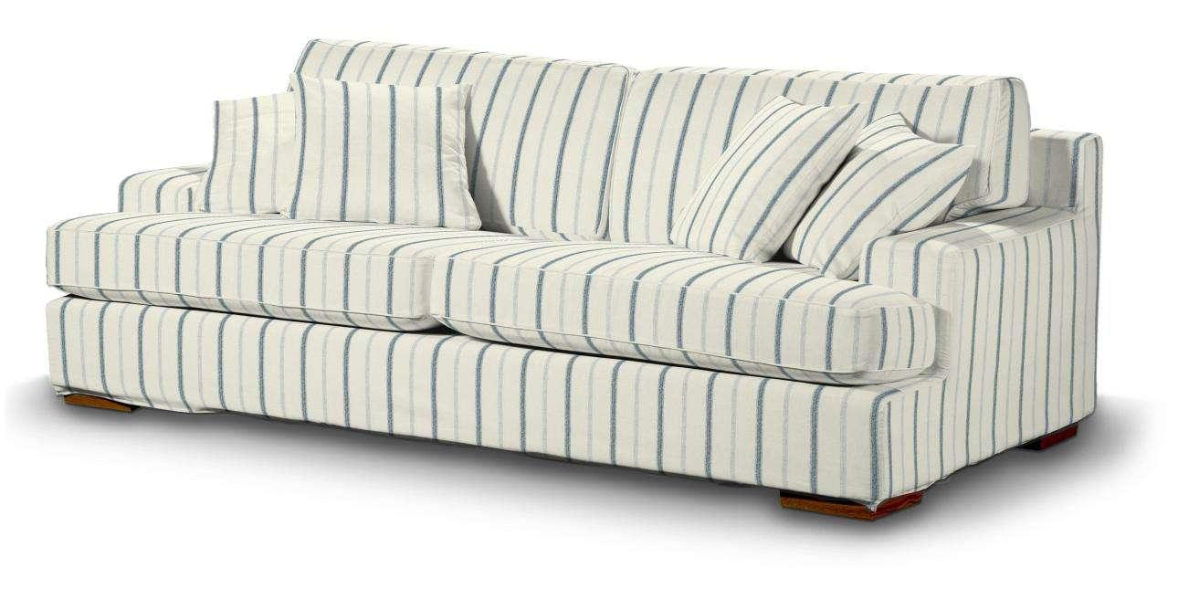 Bezug für Göteborg Sofa von der Kollektion Avinon, Stoff: 129-66