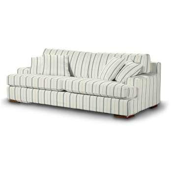 Pokrowiec na sofę Göteborg nierozkładaną Sofa Göteborg nierozkładana w kolekcji Avinon, tkanina: 129-66