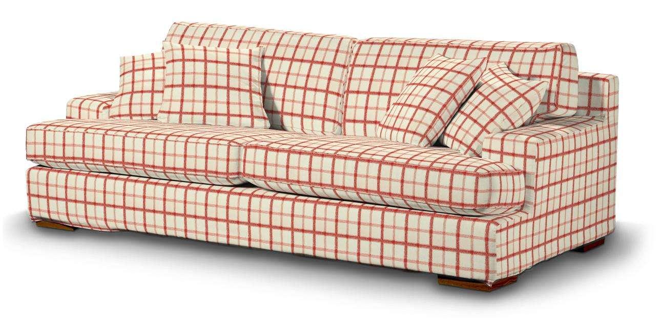Pokrowiec na sofę Göteborg nierozkładaną Sofa Göteborg nierozkładana w kolekcji Avinon, tkanina: 131-15