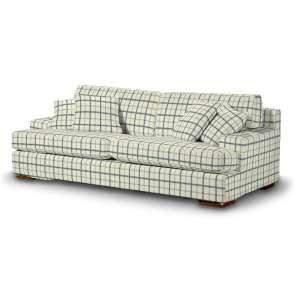 Pokrowiec na sofę Göteborg nierozkładaną Sofa Göteborg nierozkładana w kolekcji Avinon, tkanina: 131-66